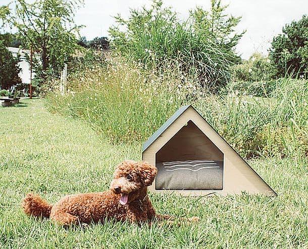 Стильная собачья конура Deauville