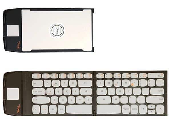 Ультратонкая клавиатура Wekey Pocket 2