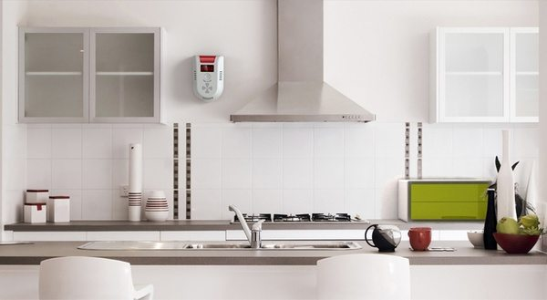 Стационарный газоанализатор для кухни