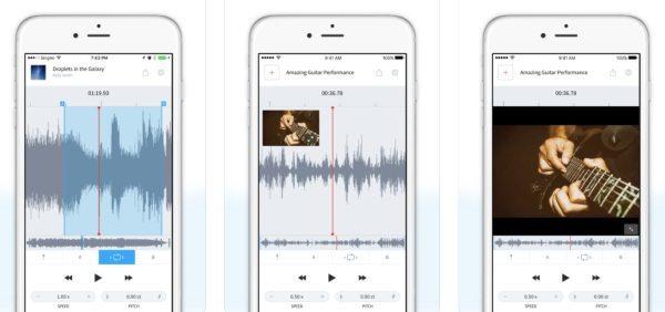 AudioStretch — приложение для замедления аудио