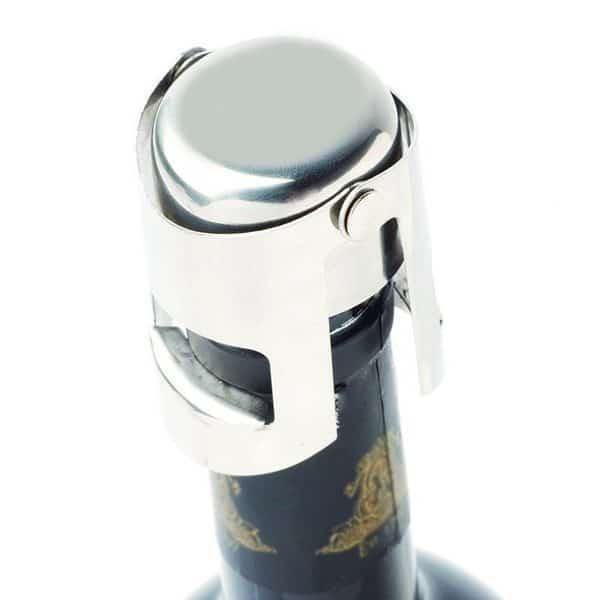 Герметичная пробка для бутылок с вином и шампанским