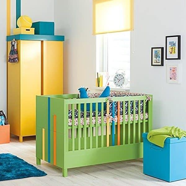 Трансформируемая детская кроватка 3 в 1
