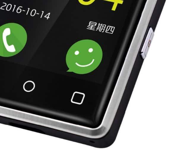 Ультракомпактный телефон-компаньон Vphone S8