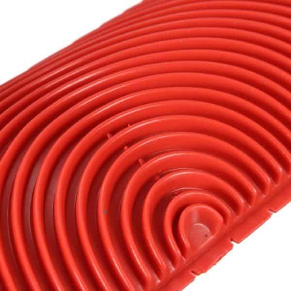 Резиновая пластина для создания древесного узора