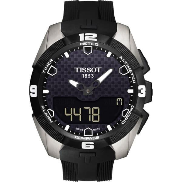 Часы в корпусе из титана Tissot T-Touch