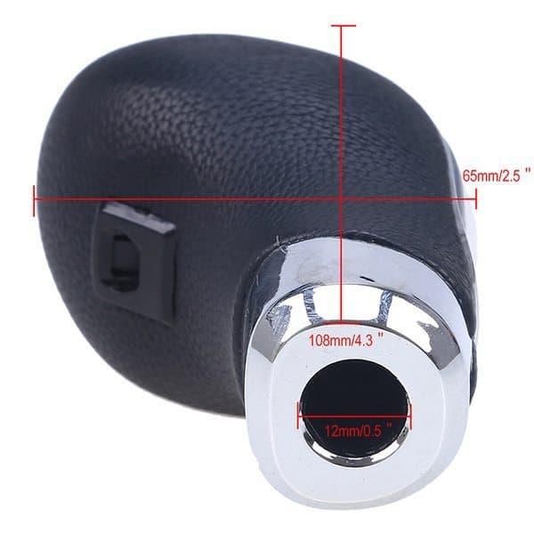 Насадка для рычага автоматической коробки передач с подсветкой