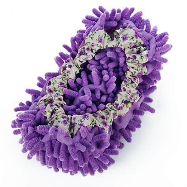 Поломойные тапочки из микрофибры