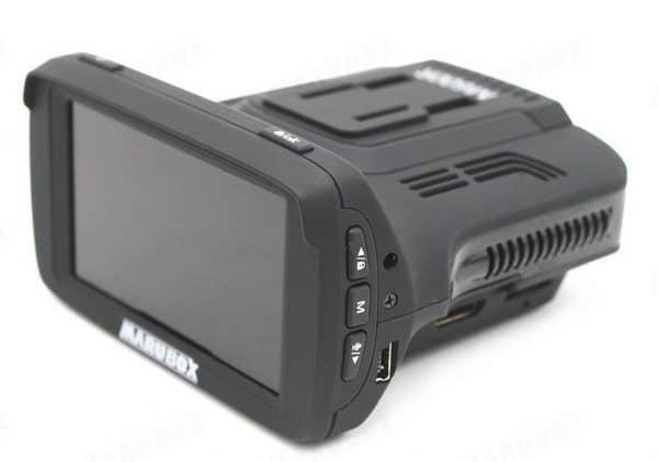 Продвинутая GPS-камера для авто Marubox M600R