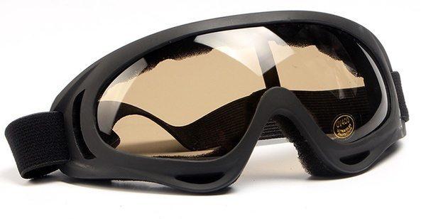 Ветрозащитные сферические очки для зимних видов спорта