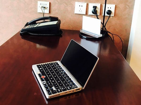 Карманный ноутбук GPD Pocket