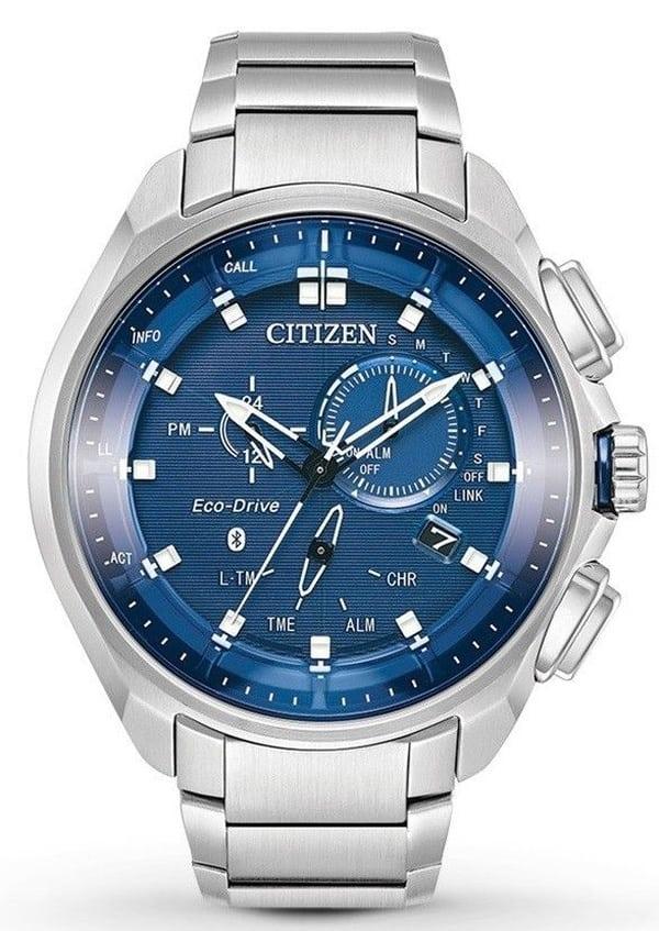 Гибридные часы Citizen Eco-Drive Proximity Pryzm