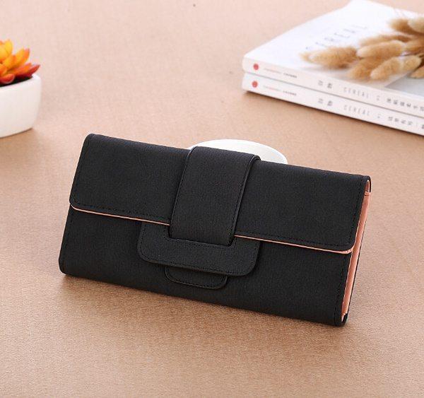 Вместительный кошелёк для женщин