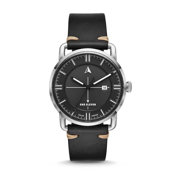 Недорогие часы с питанием от света One Eleven SW1 Solar 3