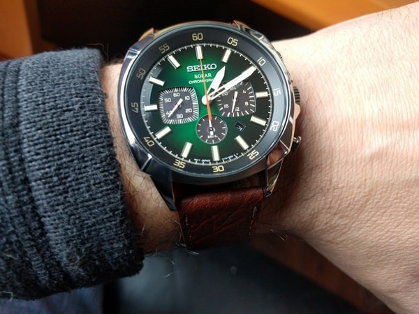 Хронограф Seiko Recraft SSC513