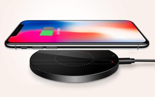 Беспроводное зарядное устройство для iPhone X