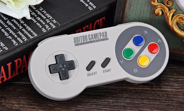 Беспроводная реплика геймпада для SNES
