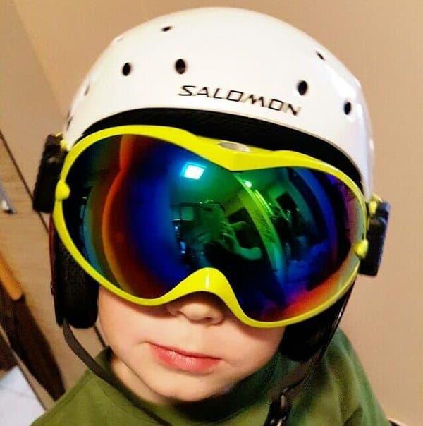 Детские очки Sposline