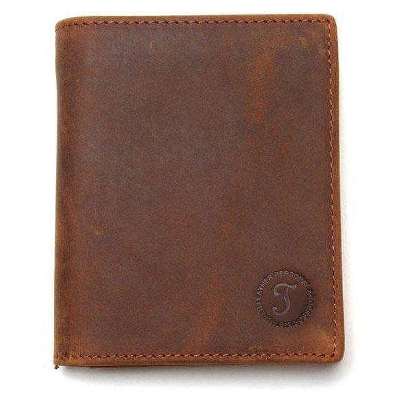 Кожаный кошелёк Tauren