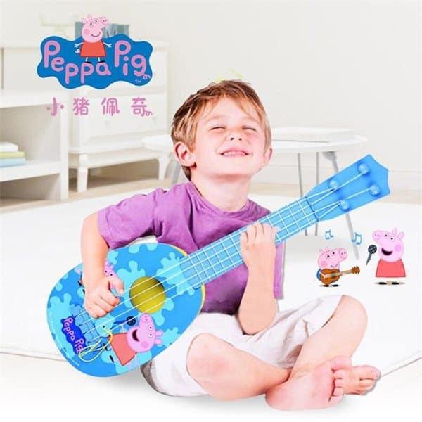 Детская гитара Peppa Pig