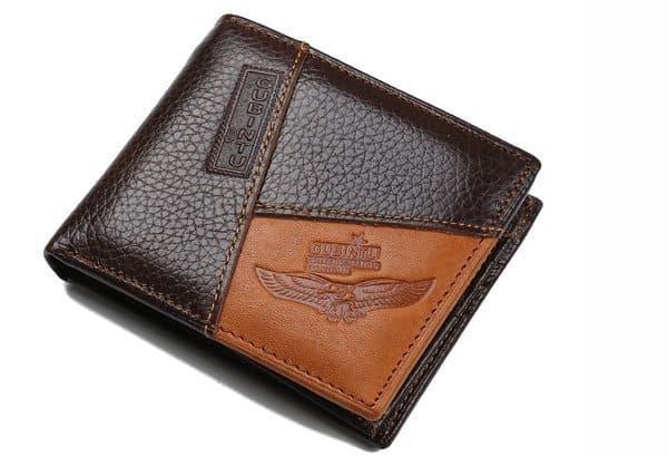 БумажникGubintu в американском стиле