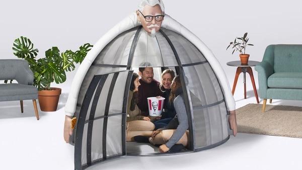 Интернет-убежище от KFC