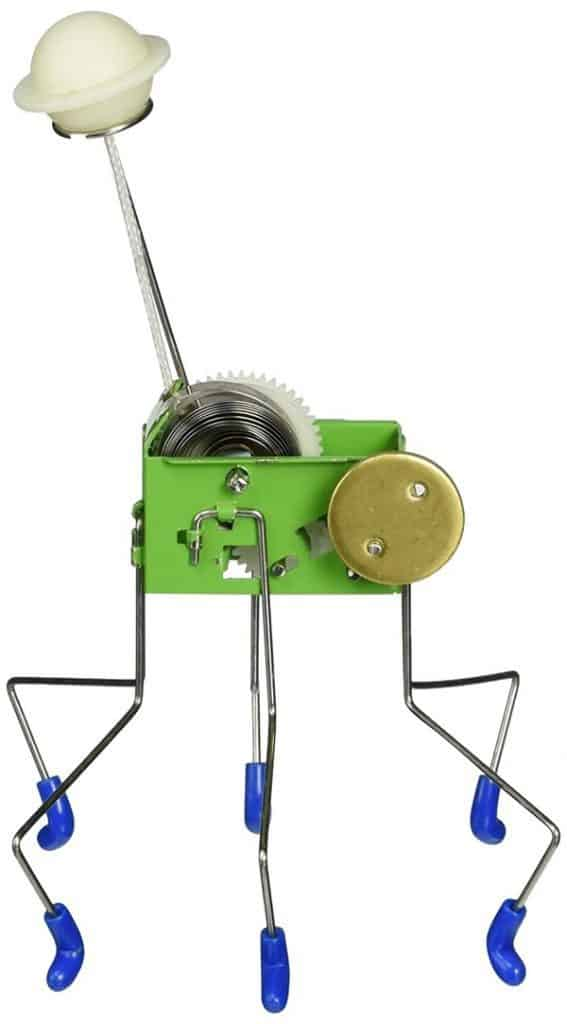 Заводная игрушка в виде паучка от Kikkerland