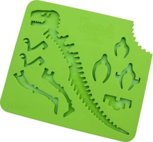 Формочка для создания шоколадного тиранозавра