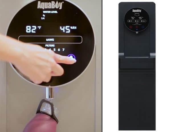 Устройство для получения питьевой воды из воздуха AquaBoy Pro II