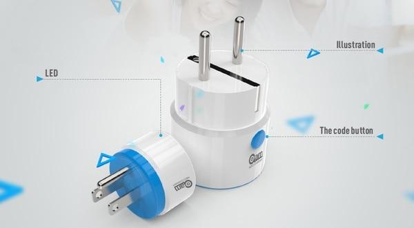 Дистанционно управляемая розетка Neo Coolcam