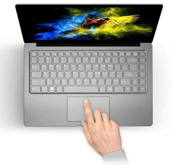 Тонкий ноутбук с большой батареей Chuwi Lapbook Air