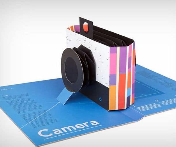 Книжка-фотоаппарат This Book Is A Camera