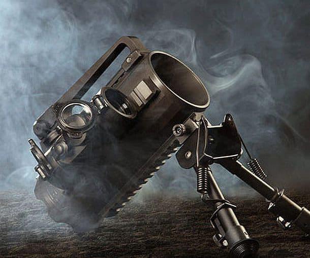 Кружка в стиле милитари Combat Cup
