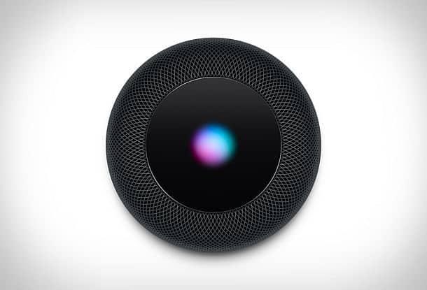 Беспроводной динамик с управлением голосом Apple Home Pod