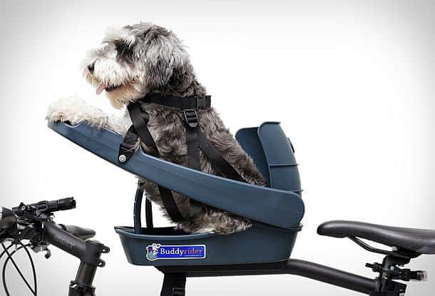 Велосипедное сиденье для домашнего питомца Buddy Rider