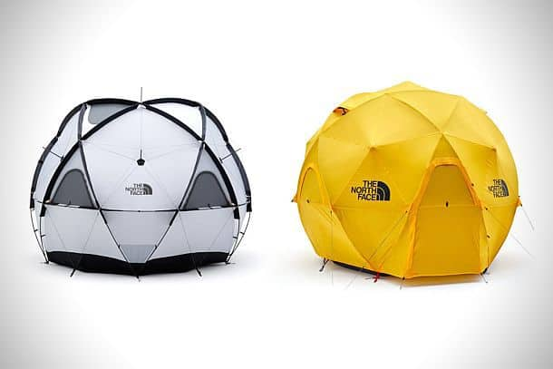 Палатка Geodome 4 производства The North Face
