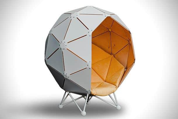 Кресло-планета от MZPA