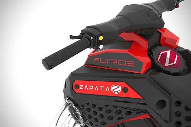 Реактивный гидролет Zapata Flyride