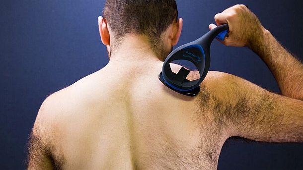 Приспособление для самостоятельного удаления волос со спины BaKblade 2.0