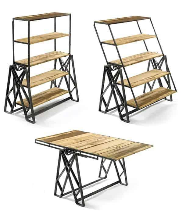Стол этажерка Swing купить и цена Goodsi Ru