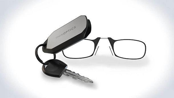 Складные оптические очки-брелок ThinOPTICS