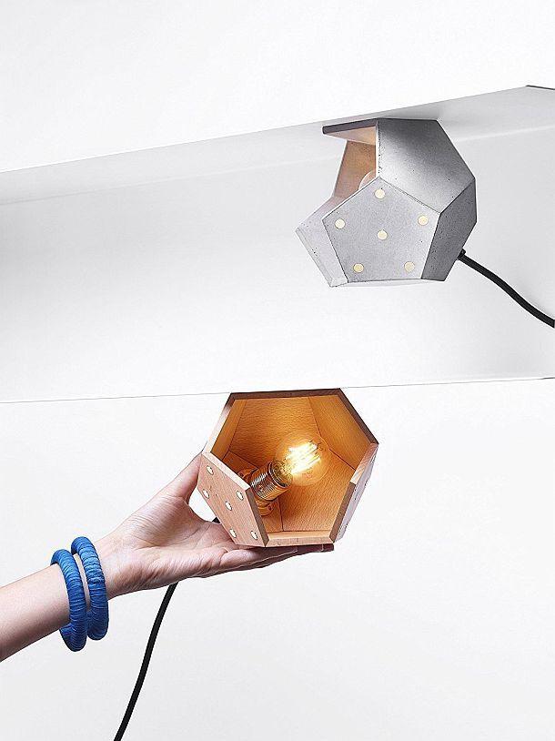 Модульная магнитная система ламп D-Twelve
