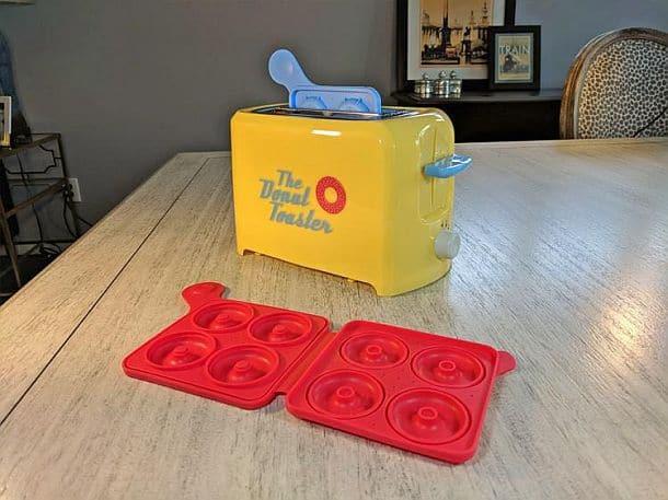 Пончикмейкер для приготовления домашних мини пончиков