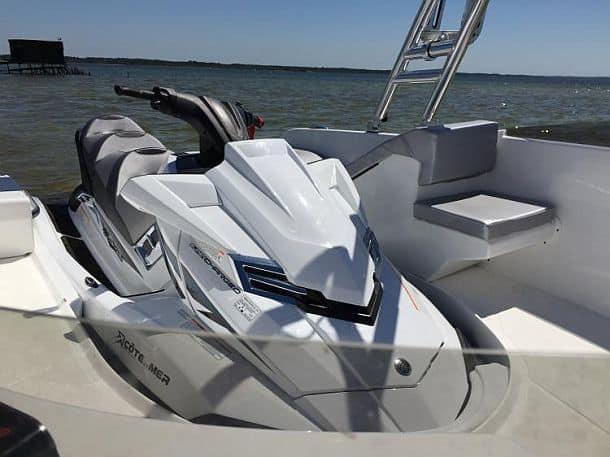 Катер из водного мотоциклаSealver Wave Boat