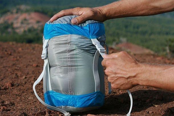 Циллиндрическая сумка-органайзер для путешественников SegSac Traveler