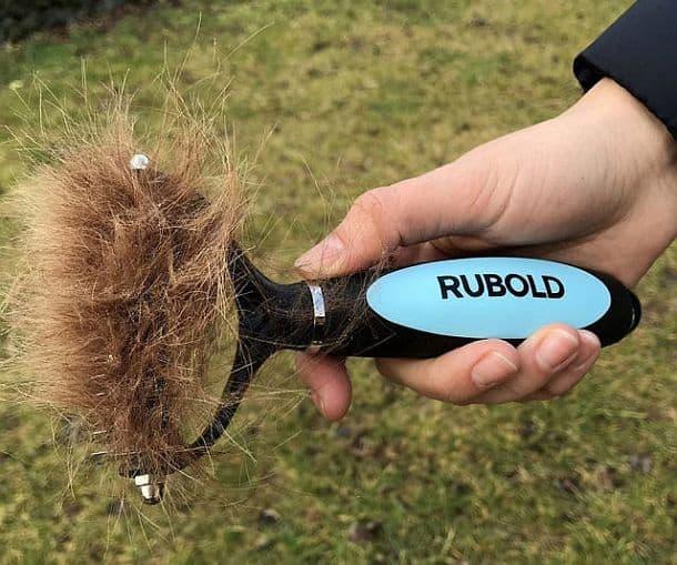 Приспособление для вычесывания колтунов у собак Rubold