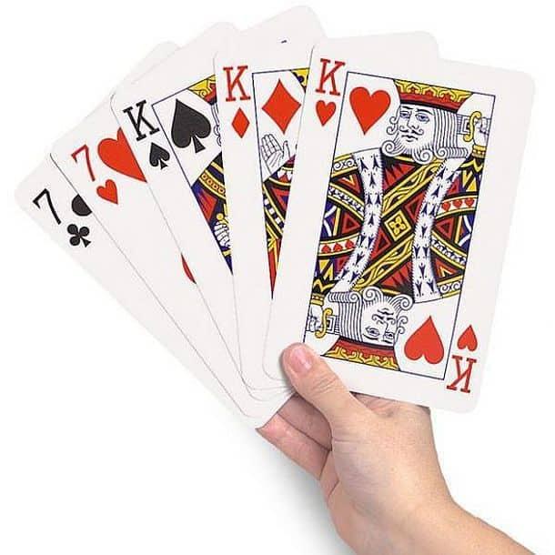Гигантские игральные карты Super Jumbo