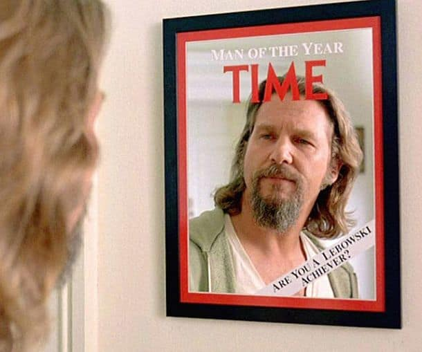 Зеркало Time Magazine Man Of The Year
