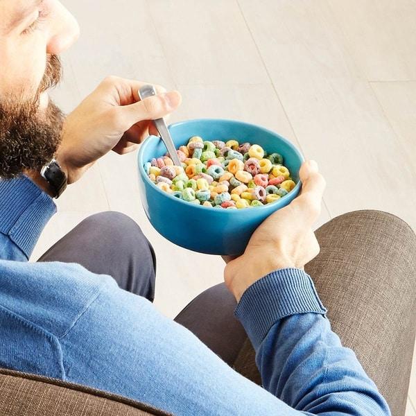 Суперэргономичная тарелка для сухих завтраков от Thomas Both