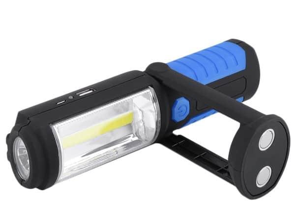 Кемпинговый фонарь с двойным креплением