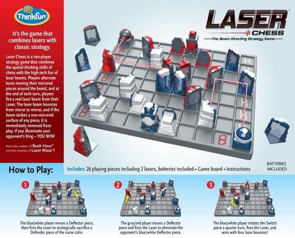 Лазерные шахматы